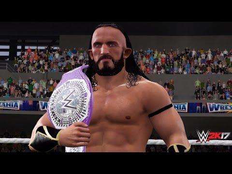 WWE 2K17 PC Mods - Kenny Omega Character Mod! ( WWE 2K17 PC