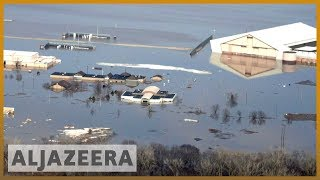 🇺🇸 US extreme weather: More warnings after 'bomb cyclone' l Al Jazeera English