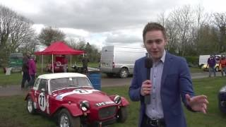 Paul talks about the MG Arkley