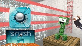 Monster School : Smash Hit - Minecraft Animation