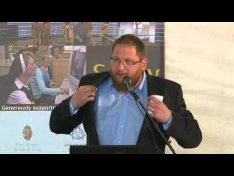 Dr. Piotr M. A. Cywiñski. Holocaust Education at Memorial Sites: the Challenges  [19:12 min]