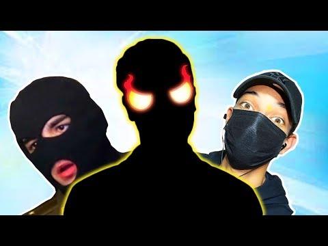 Le masque sur la personne spartak