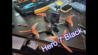 First Time Flying With A GoPro | FPV Drone