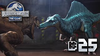 The Rematch! || Jurassic World - The Game - Ep 25 HD