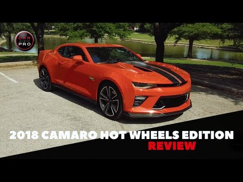 2018 Chevrolet Camaro Hot Wheels 50th Anniversary Edition Test Drive