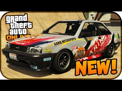 "GTA Online No NEW ""Karin Futo"" Liveries & More SOON? - (GTA Online Tunables Live Stream!)"