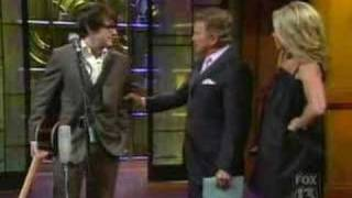 Drake bell - live regis kelly MAKES ME HAPPY