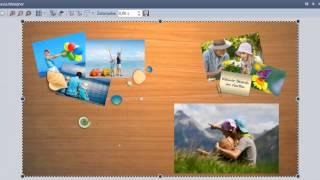 AquaSoft DiaShow 8: Flexi-Collage erstellen