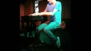 "Teddy Geiger singing ""Night Air"" -- Akron Musica on 7/21"