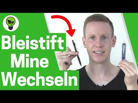 Druckbleistift Mine Wechseln ✅ULTIMATIVE ANLEITUNG: Wie Farber Castell Bleistift Richtig Nachfüllen?