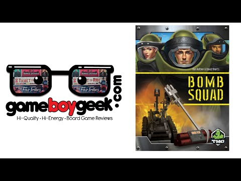 The Game Boy Geek Reviews Bomb Squad