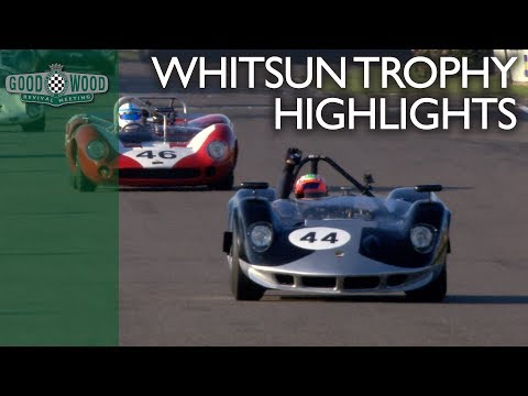 Chandhok at the top | 2019 Whitsun Trophy highlights presented by Sky Cinema