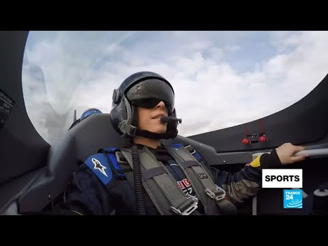 Get a taste of what the Red Bull Air Race is all about!