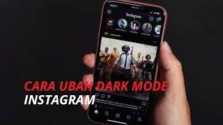 Tips Cara Ubah Mode Hitam di Instagram dengan Aplikasi Dark Mode Android