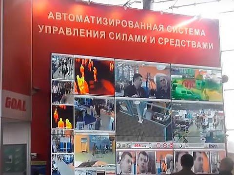 Видеоаналитика крупным планом на выставке