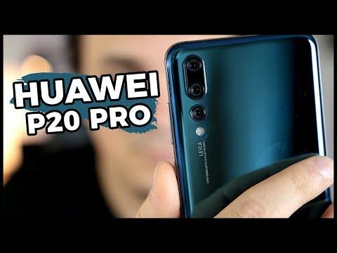 NEJLEPŠÍ FOTO TELEFON? - Huawei P20 Pro unboxing