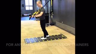 Fitness Mat For Suspension Training