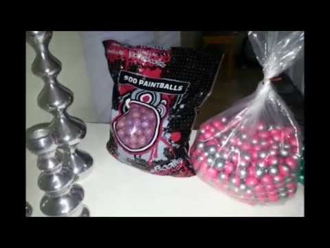 Paintballs Review and Comparison (All star, GI, Evil, PMI, Dye, etc)