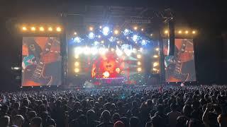 Guns n Roses Live in Jakarta 2018 Paradise City