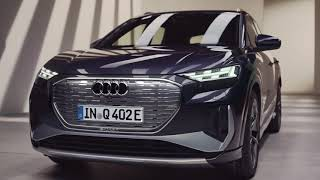 Las revoluciones se cuentan por emociones. Nuevo Audi Q4 e-tron. Trailer