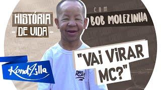 """História de Vida com Bob Molezinha – """"Tinha vergonha de ir estudar"""" – #PlayDeVerdade"""