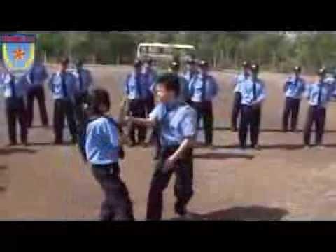 Dich vu bao ve: Khóa huấn luyện và đào tạo bảo vệ chuyên nghiệp
