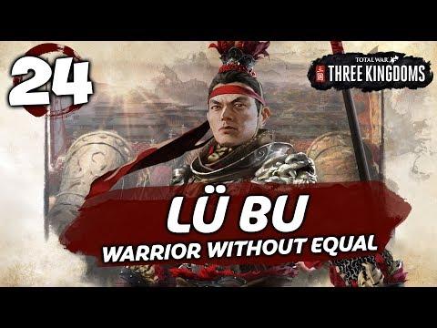 EMPEROR LÜ BU! Total War: Three Kingdoms - Lü Bu - Romance Campaign #24