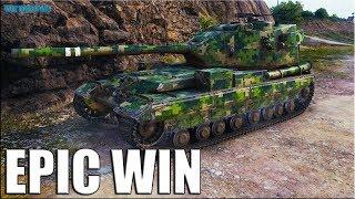 Колобанов на БАБАХЕ FV215b (183) World of Tanks