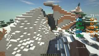 ryzen 5 2600 rx 580 8gb minecraft shaders - Kênh video giải