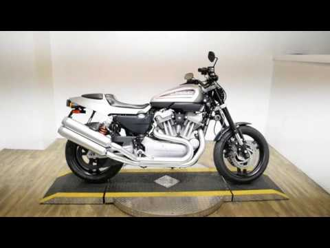 2009 Harley-Davidson XR 1200 in Wauconda, Illinois - Video 1