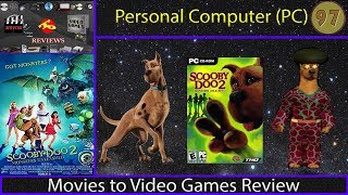 Movies to Video Games Review - Scooby Doo 2: Monsters Unleashed (PC)