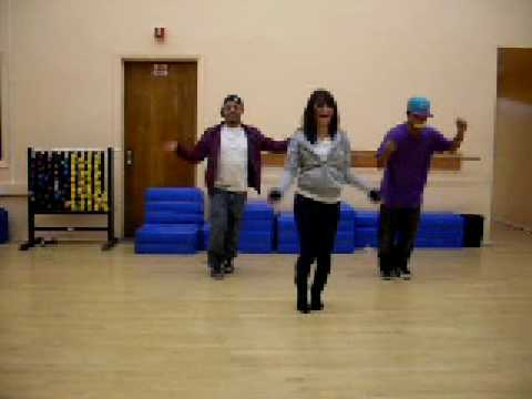 Disturbia Choreography (Intermediate)