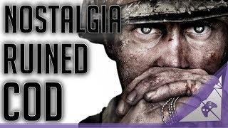 COD WW2 Is Nostalgic Trash (Review)