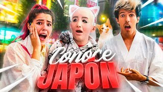 ASHLEY CONOCE JAPÓN | POLINESIOS VLOGS
