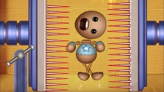 Vise Spines Rope vs Funny Buddy | Gameplay Walkthrough #59 #Kickthebuddy