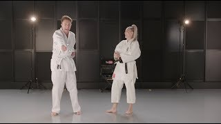 Karate with Anne-Marie [Episode 3: Roman Kemp]
