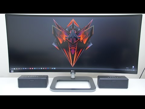 LG 34″ UltraWide Curved Monitor Review (34UC87-C)