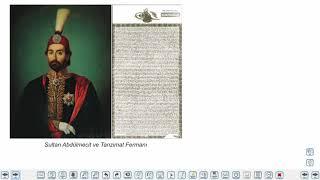 Eğitim Vadisi 11.Sınıf Tarih 14.Föy Osmanlı Devleti'nde Demokratikleşme Süreci 1 Konu Anlatım Videoları