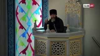 Межиев Салахь - Хутба в Москве . ИГИЛ - это войско сатаны