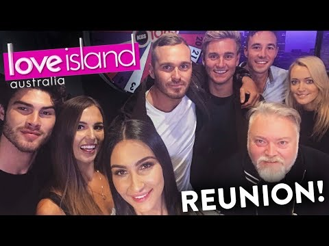 Download Love Island Australia Season 1 Cast Reunion | Kyle & Jackie O, KIIS1065 Mp4 HD Video and MP3