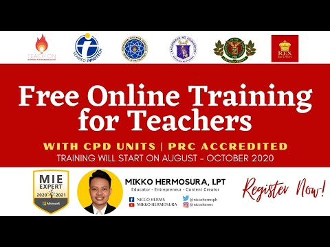 FREE ONLINE TRAINING FOR TEACHERS WITH FREE 15 CPD ...