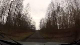 preview picture of video 'Milano Rally Sprint - Orneta - 2015.03.29 - 2 przejazd, przeciętny'