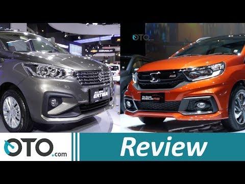 Suzuki Ertiga 2018 vs Honda Mobilio | Review | Sporty vs Nyaman | OTO.com