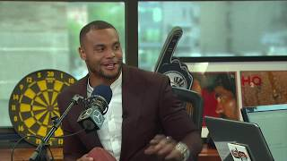 Dak Prescott Talks Cowboys Outlook, Losing Dez & More w/Dan Patrick | Full Interview | 6/20/18