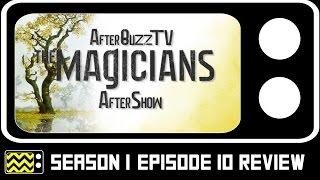 The Magicians Season 2 Episode 10 Review w/ Joshua Butler   AfterBuzz TV