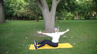 Protected: June 29, 2021 – Kelsey McClelland – Mat Pilates
