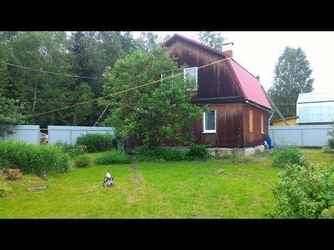 #Дача с печкой камином #баней с выходом в лес #Клин Ямуга часть2  #АэНБИ #недвижимость