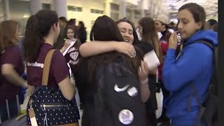 Parkland Students Head to DC for Anti-Gun March