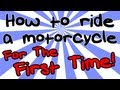 How To Ride a Motorcycle (With Clutch)
