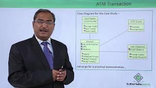 UML - ATM Transaction - Class Diagram